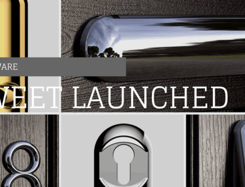 Brisant Launches Sweet Doors