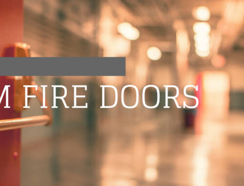 There's A Fire Doors Crisis