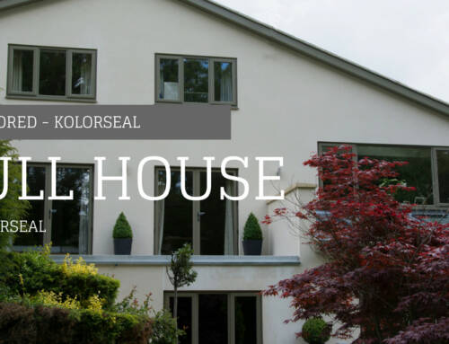 It's A Full House With Kolorseal