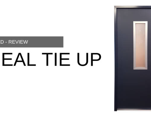 REAL And Virtuoso In Tie Up To Create Unique Aluminium Framed Composite Door