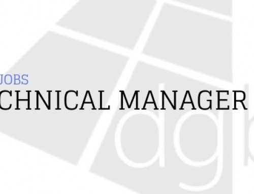 DGB Jobs: Technical Manager