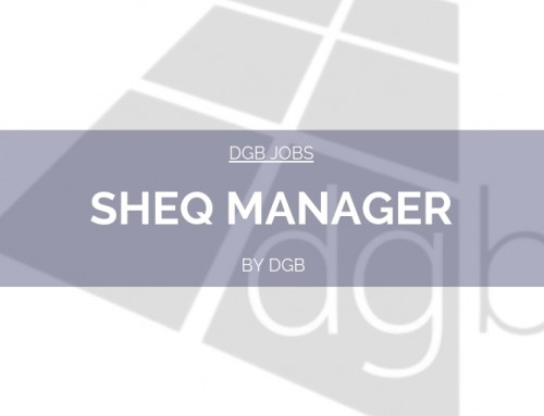 DGB Jobs: SHEQ Manager