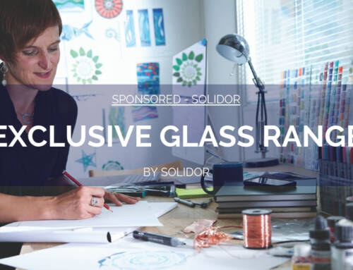 Solidor Introduces Exclusive Jo Downs Glass Range
