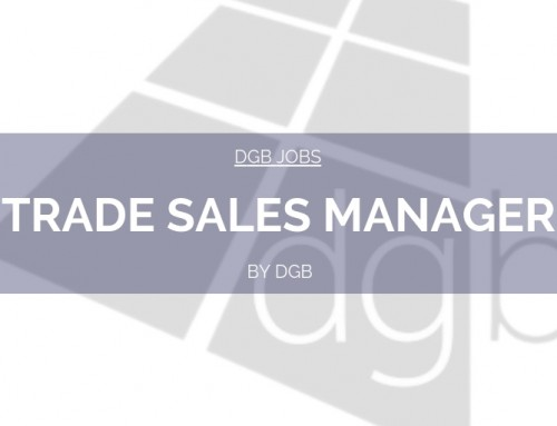 DGB Jobs: Trade Sales Manager
