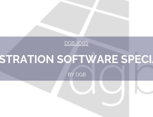 DGB Jobs: Fenestration Software Specialist
