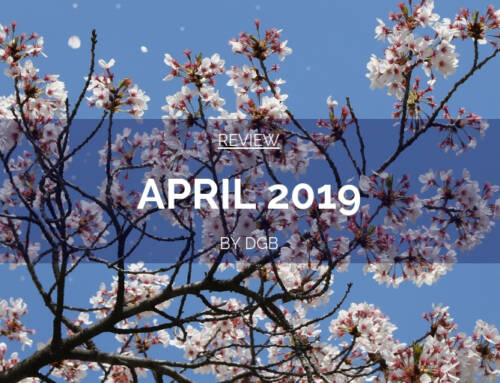 Review: April 2019