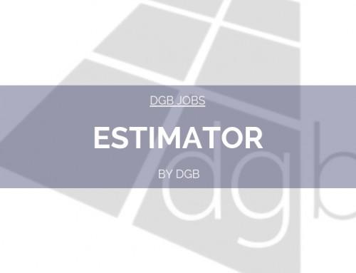 DGB Jobs: Estimator