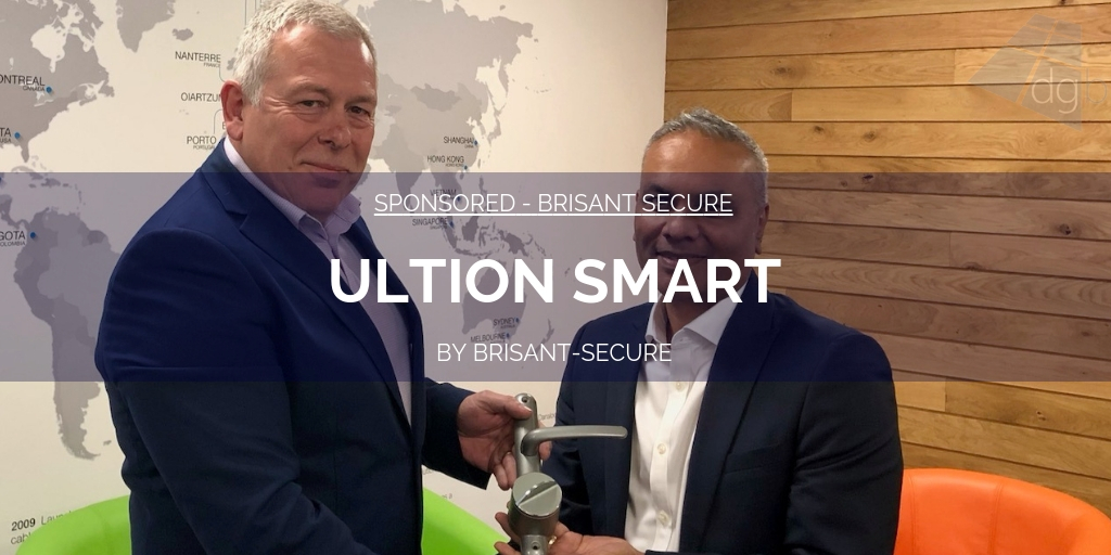 Ultion SMART Has Homeowner Security At Heart - Double