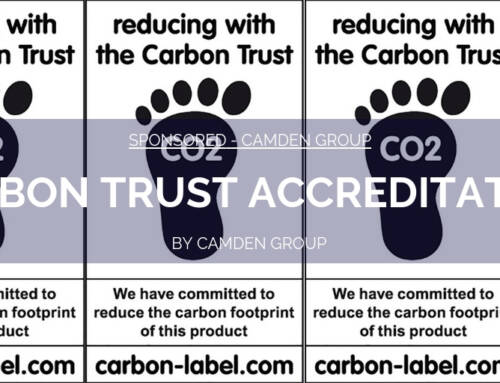 Camden G­roup Works With The Carbon Trust On Product Accreditation