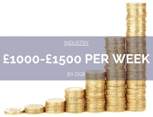 42% Believe A Fitting Team Should Be Paid £1000-£1500 Per Week