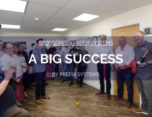 Prefix's New Showroom Opening Is A Big Success