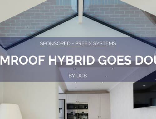 WARMroof Hybrid Goes Double