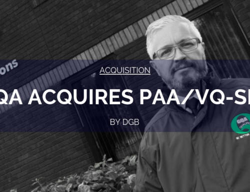 GQA Announces Acquisition Of PAA/VQ-Set