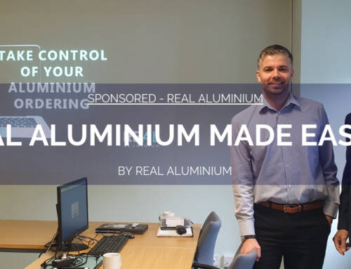 REAL Aluminium Made Easier With Online System