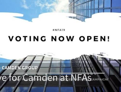 High Five For Camden At The National Fenestration Awards