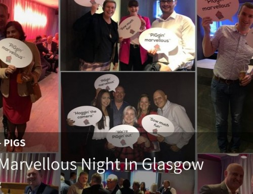 'PiGgin' Marvellous Night In Glasgow