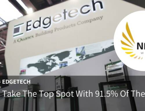 Edgetech Take The Top Spot With 91.5% Of The Vote
