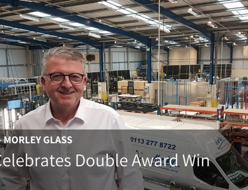 Morley Celebrates Double Award Win