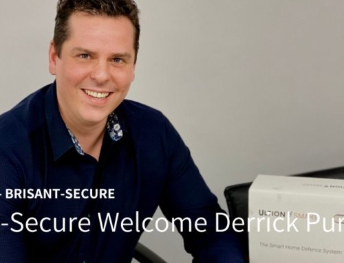Brisant-Secure Welcome Derrick Purvis