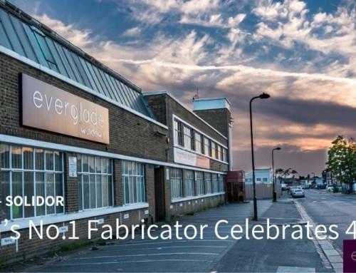Everglade Windows: London's No.1 Fabricator Celebrates 40 Years