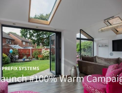 Prefix Launch #100% Warm Campaign