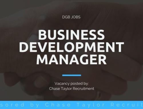 DGB Jobs: Business Development Manager