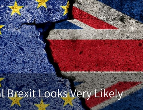 A No-Deal Brexit Looks Very Likely Right Now