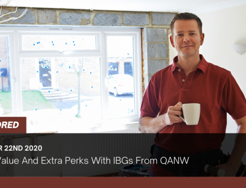Great Value And Extra Perks With IBGs From QANW