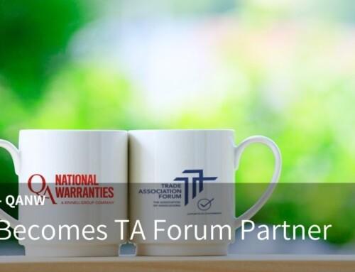 QANW Becomes Trade Association Forum Partner