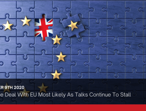 No Trade Deal With EU Most Likely As Talks Continue To Stall