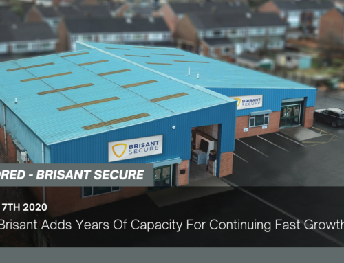 Bigger Brisant Adds Years Of Capacity For Continuing Fast Growth