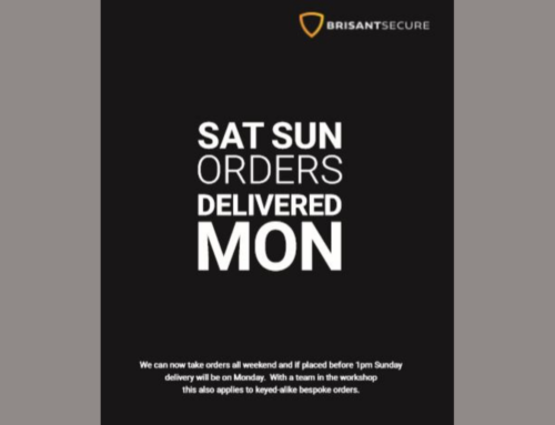 Ultion Delivers Weekend Orders On Mondays