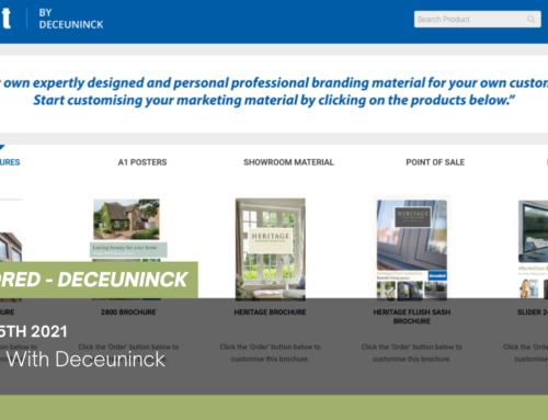 Brand It With Deceuninck
