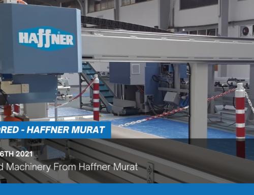 Stocked Machinery From Haffner Murat