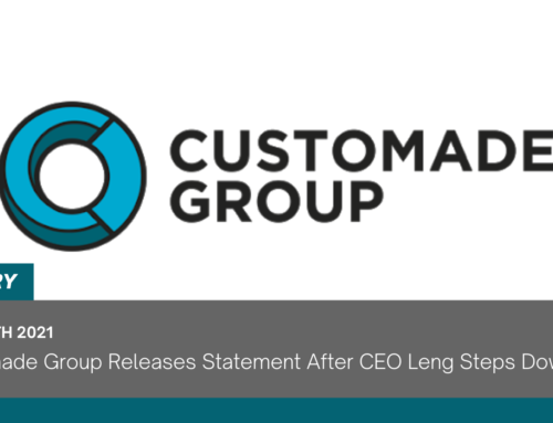 Customade Group Releases Statement After CEO Leng Steps Down