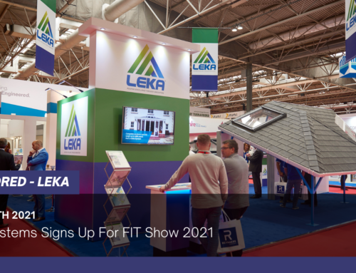 Leka Systems Signs Up For FIT Show 2021