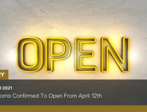 Showrooms Confirmed To Open From April 12th