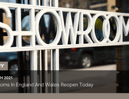Showrooms In England And Wales Reopen Today