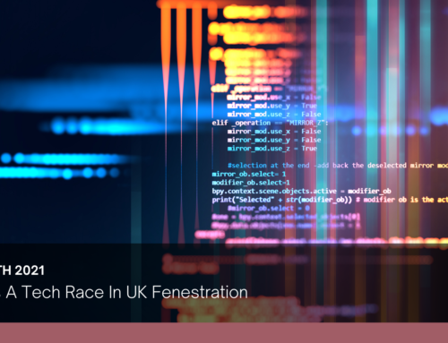 There Is A Tech Race In UK Fenestration