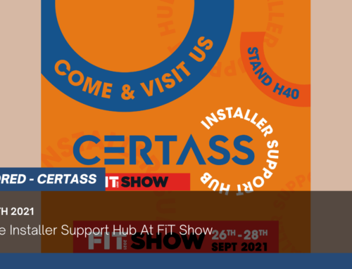 Visit The Installer Support Hub At FiT Show