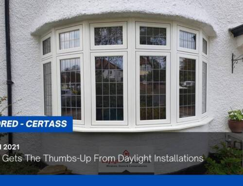 Certass Gets The Thumbs-Up From Daylight Installations