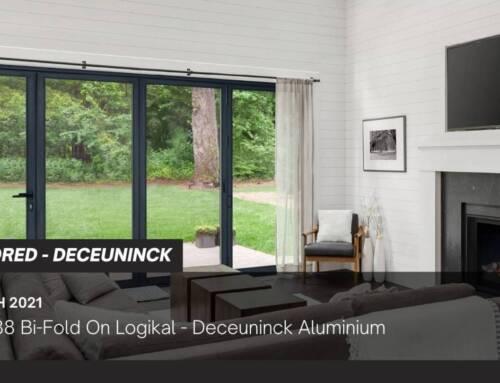 Decalu88 Bi-Fold On Logikal – Deceuninck Aluminium