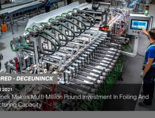 Deceuninck Makes Multi-Million Pound Investment In Foiling And Manufacturing Capacity