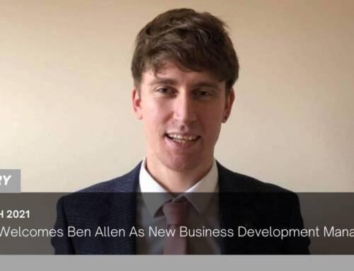 FENEX Welcomes Ben Allen As New Business Development Manager