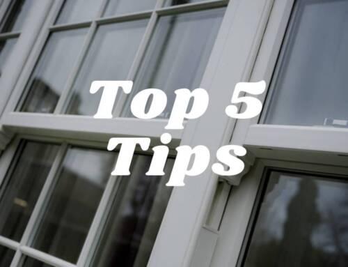 Top 5 Tips When Choosing New Windows And Doors