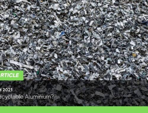 100% Recyclable Aluminium?
