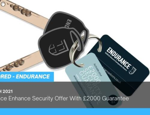 Endurance Enhance Security Offer With £2000 Guarantee