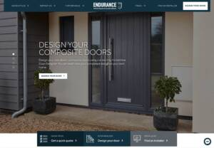 Endurance Doors Website