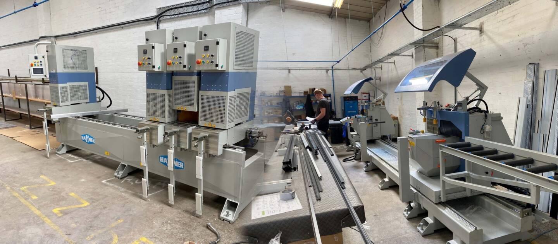 Haffner machines