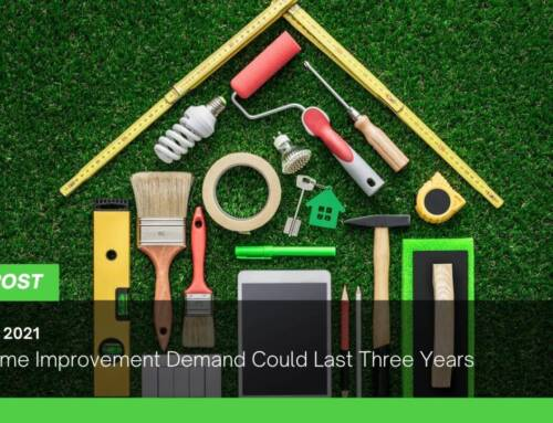 High Home Improvement Demand Could Last Three Years